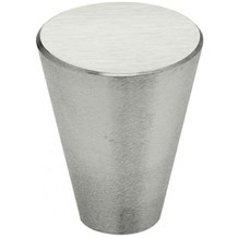 9181/20 Stainless Steel Designer Cabinet Knob (3/4