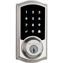 Kwikset 919 TRL Premis Touchscreen Smart Lock with Bluetooth and Apple HomeKit Technology