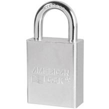 American No. A5100 Solid Steel Padlock