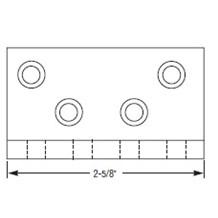 AJK90 Angle Jamb Bracket Kit