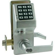 DL3000IC-26D Alarm Lock T3 Trilogy Electronic Digital Lock w/ IC Core Prep
