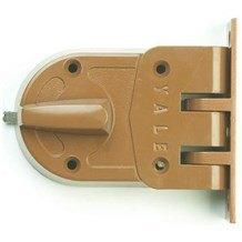 197 Jimmy-Proof Lock by Yale