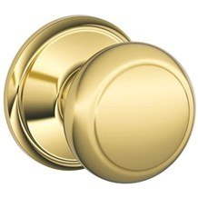 Knobs by Schlage: Andover Knob