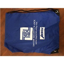 Spend $100: Free Knapsack by Taylor Security & Lock
