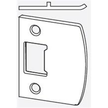 Schlage 10-100 (J250-008) Square Corner Full Lip Strike