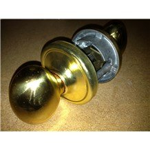 788L-3 Kwikset Laurel Egg Knob (Discontinued)