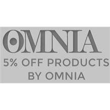 PROMO CODE: OMNIA - Save 5%!