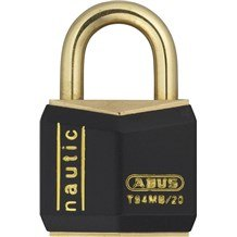 Abus T84MB/20 Solid Brass Padlock