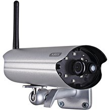 Wi-Fi-enabled Outdoor Security Camera