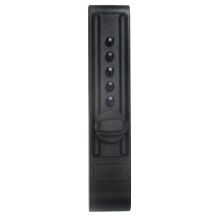 Simplex FG14-B Pushbutton File Guard, 4 Drawer Cabinet 51-1/4