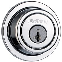 993 Series Round Deadbolt by Kwikset