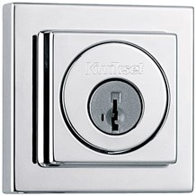 993 Series Square Deadbolt by Kwikset