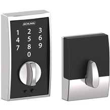Schlage BE375-CEN Century Keyless Touch Deadbolt