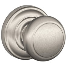 Knobs by Schlage: Andover Knob (Andover Rosette)