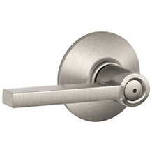 Schlage F40-LAT Latitude Privacy Door Lever Set from the F-Series