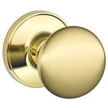 Schlage J10-STR Stratus Passage Knob from the J-Series (Formerly Dexter)