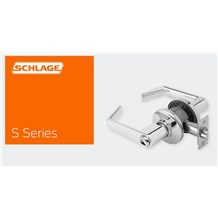 Schlage Commercial: S-Series Levers