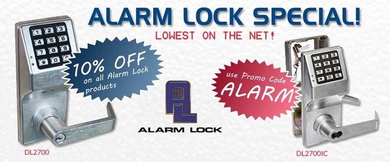 Commercial Taylor Security Amp Lock