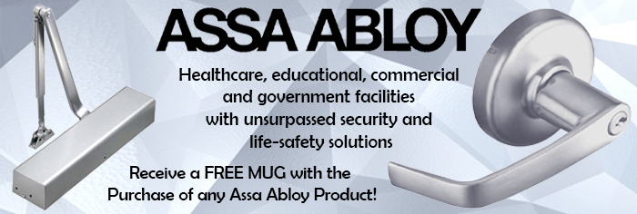 Assa Abloy Department Banner