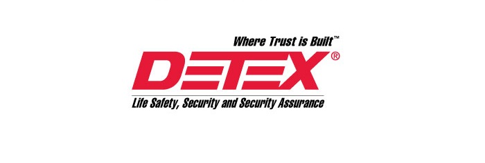 Detex Department Banner