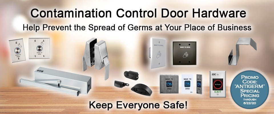 Contamination Control Front Banner