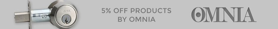 "Use Omnia Promo ""OMNIA"" to save 5% off!"