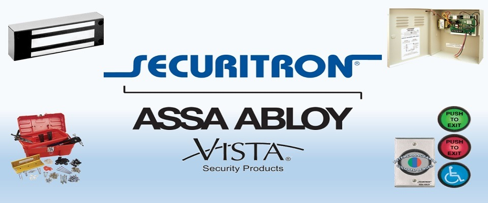 Securitron Department Banner
