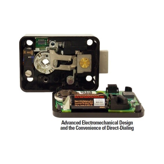 S Amp G 2740b Gsa Approved High Security Mechanical