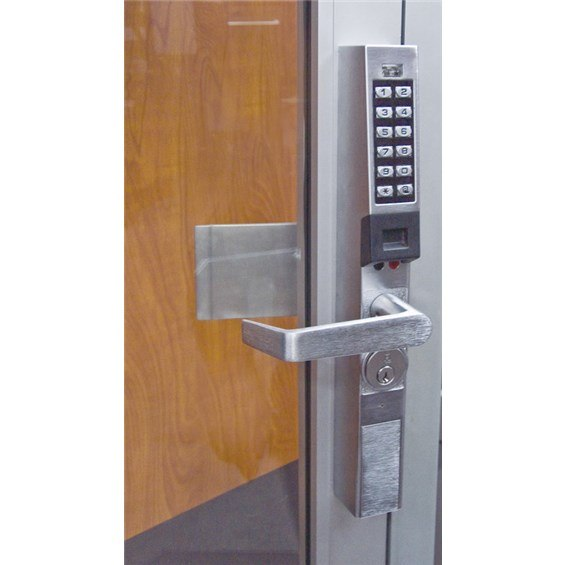 Alarm Lock Pdl1300 Trilogy Keyless Pin Prox Narrow Stile