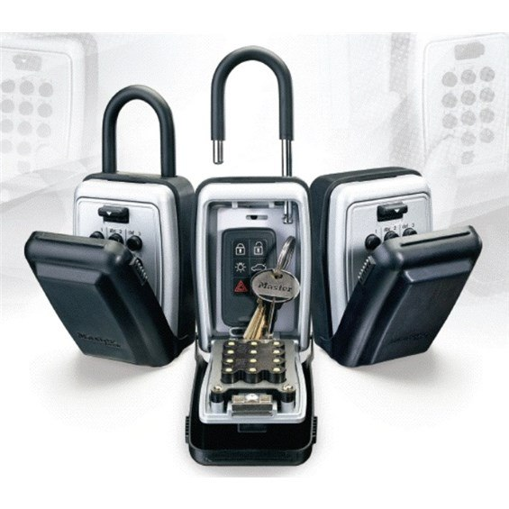Master Lock 5422d Portable Pushbutton Lock Box For Real