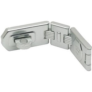 American Lock A885 Heavy Duty Double Hinge Hasp Taylor