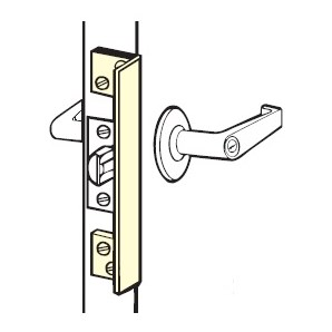 Don Jo Alp 206 Angle Latch Protector Taylor Security Amp Lock