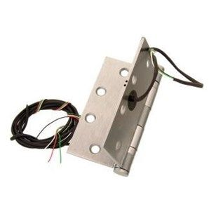 4 5 x 4 5 6-Wire Electric Hinge