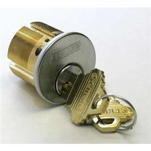 Schlage 30 001 Mortise Cylinder For Schlage L Series