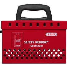 Abus B835 RED Safety Redbox™