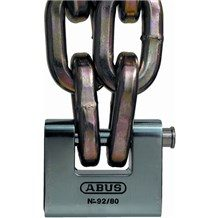 Abus 14 KS 6' Chain & Sleeve with 92/80 Padlock