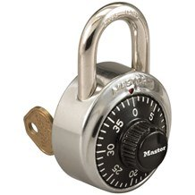 Master Lock 1525 Locker Padlock