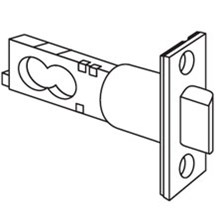 Schlage 16-200 Square Corner F-Series Spring Latch