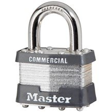 Master No. 1 Laminated Steel Padlock