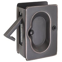 Emtek 2101 Passage Pocket Door Lock
