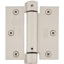Emtek Spring Hinges - UL Listed