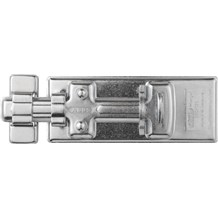 Abus 300/120 Sliding Locking Bolt Hasp - 4-3/4