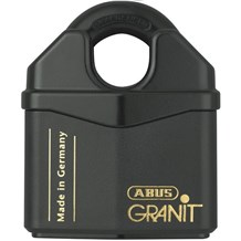 Abus 37RK/80KA-4455653 Granit Extreme Security Steel Padlock