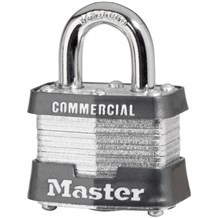 Master No. 3 Laminated Steel Padlock