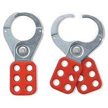 421 OSHA Steel Lockout Hasp - 1-1/2