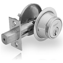 Sargent 475 Single Cylinder with Thumbturn Deadbolt Auxiliary Lock