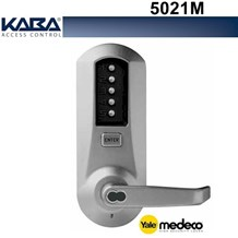5021M-26D Simplex Extra Heavy Duty Pushbutton Lock w/ Key Override (Medeco/Yale)