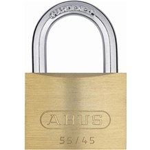 Abus 55/45 Economical Solid Brass Padlock