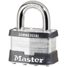 Master No. 5 Laminated Steel Padlock
