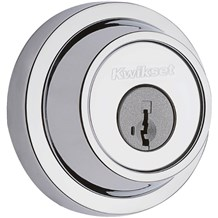 Kwikset 660CRR Contemporary Deadbolt with SmartKey